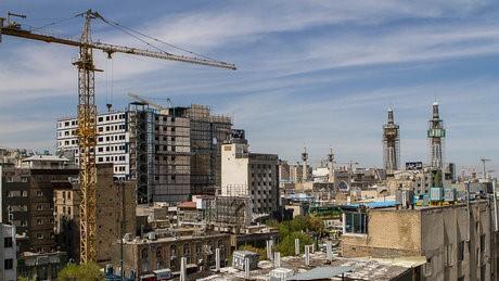 ساختمان و مسکن-مساحت ملاک تراکم شهرداری تهران جهت صدور پروانه