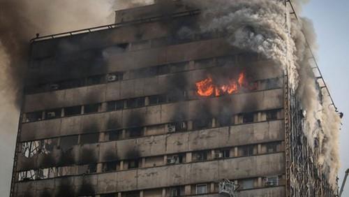 سرمایه گذاری-نقش معماری ساختمان در مدیریت بحران آتش سوزی